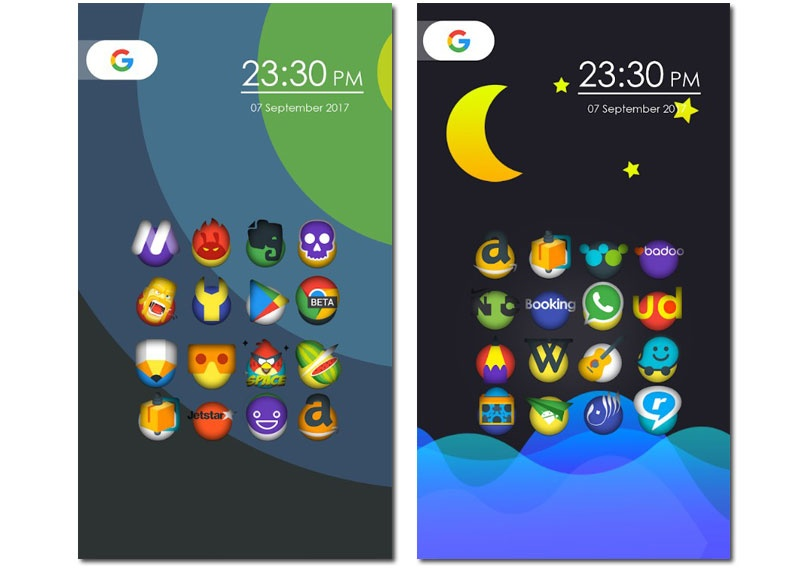famver icon pack