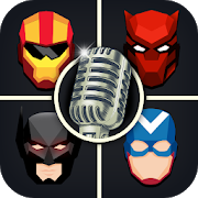 Voice changer with effects - voice modifier
