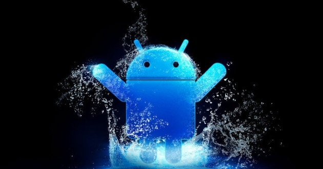 Android operating system update