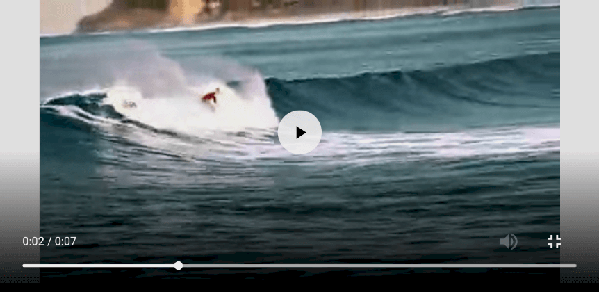 Android Chrome Flag Video Player Controls