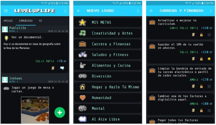 level up coaching apps