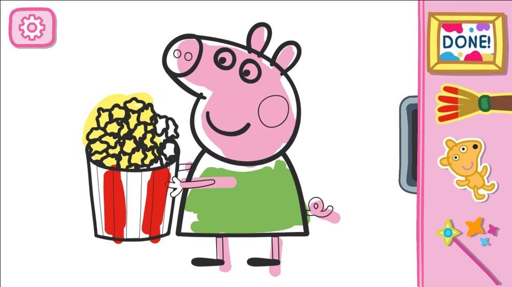kids games android peppa pig