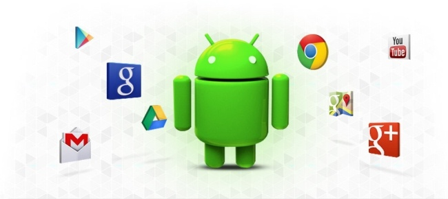 Google puts the batteries and updates several apps such as YouTube or Gmail