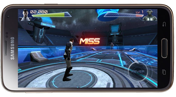 Playing Galaxy 11 Cannon Shooter