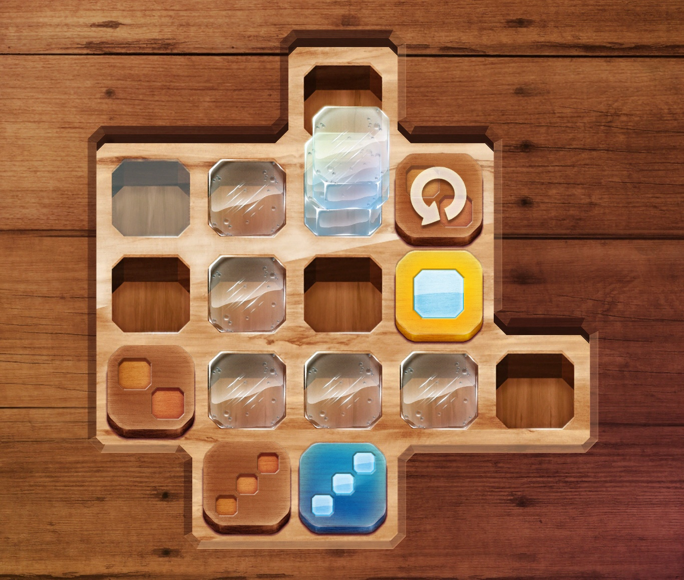 Android Game Puzzle Retreat
