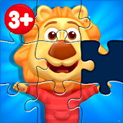 Puzzle Kids - Puzzles and Animal Shapes