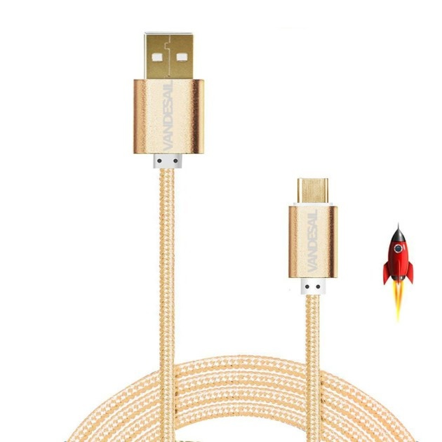 VANDESAIL USB Type-C Cable