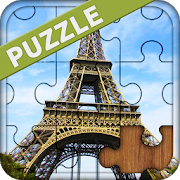 Capitals of the world puzzle