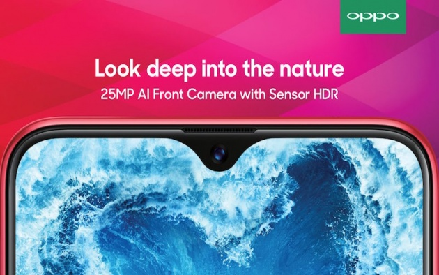 Oppo F9 leaked features