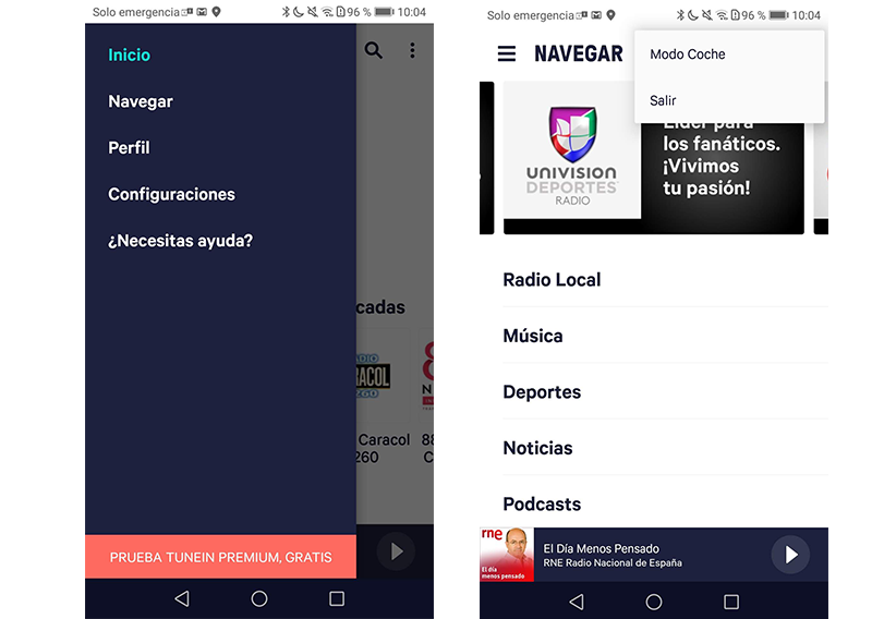 listen to fm radio on your android