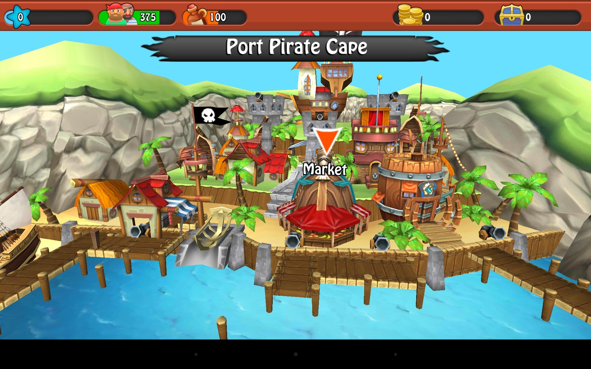 Age of Wind 3 game for Android