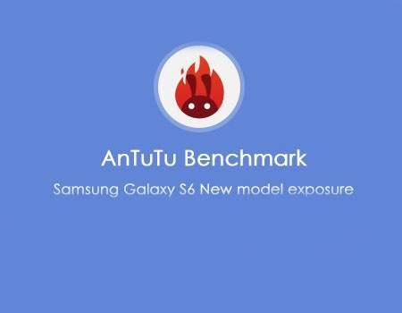 Image of AnTuTu with Galaxy S6