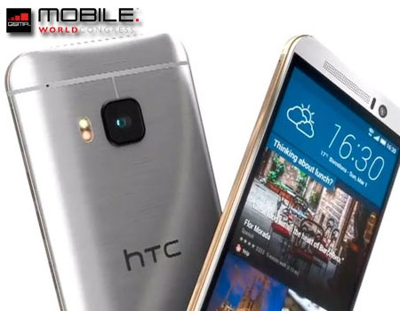 Image of the HTC One M9