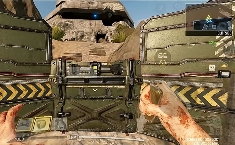 exit map cod mobile shipment 1944