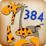 384 Puzzles for kids