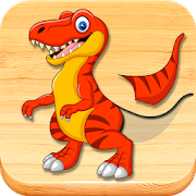 Dino Puzzles - Dinosaurs Puzzles for Kids