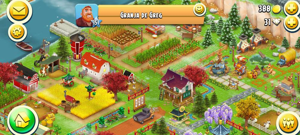 hay day visit friends