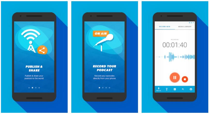 podomatic apps podcast