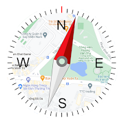 Compass for directions
