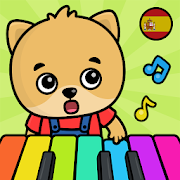 Piano for kids - baby games