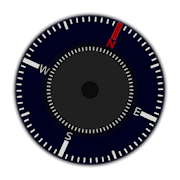 Compass for geocaching