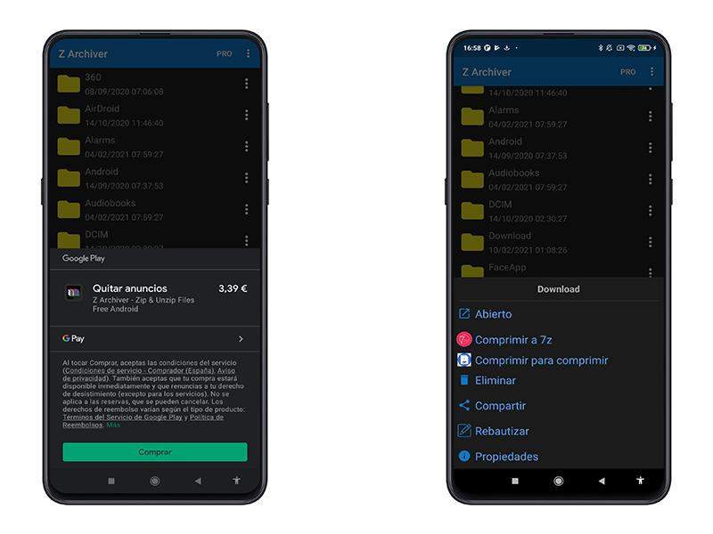 Z Archiver - Zip & Unzip Files Free Android