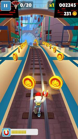 coins characters subway surfers