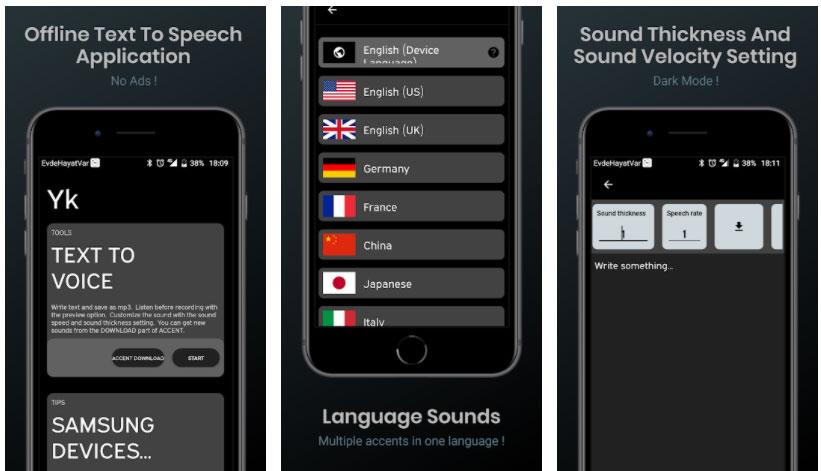 text reader pro apps free week 3