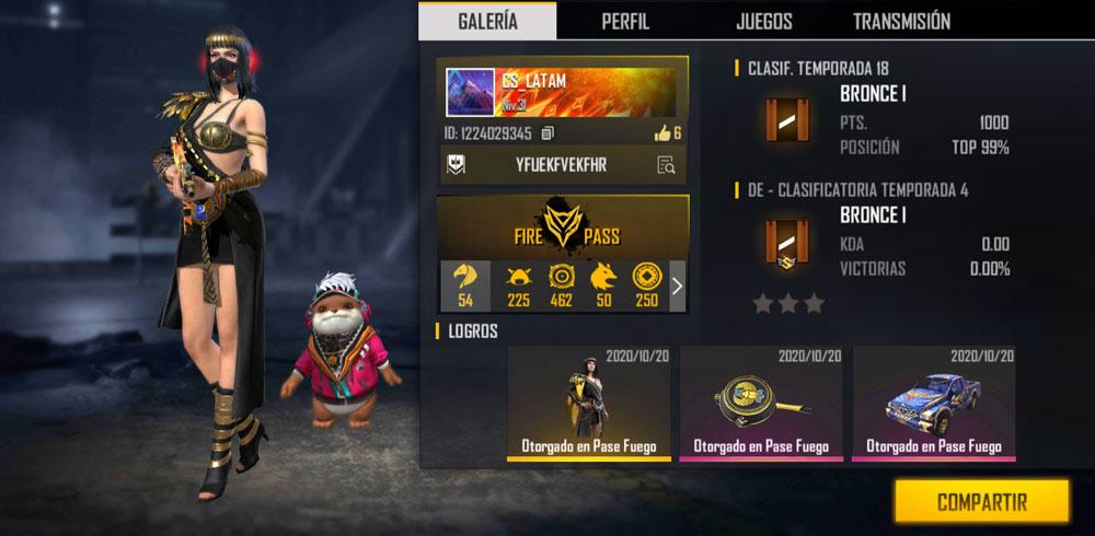 add colored letters free fire