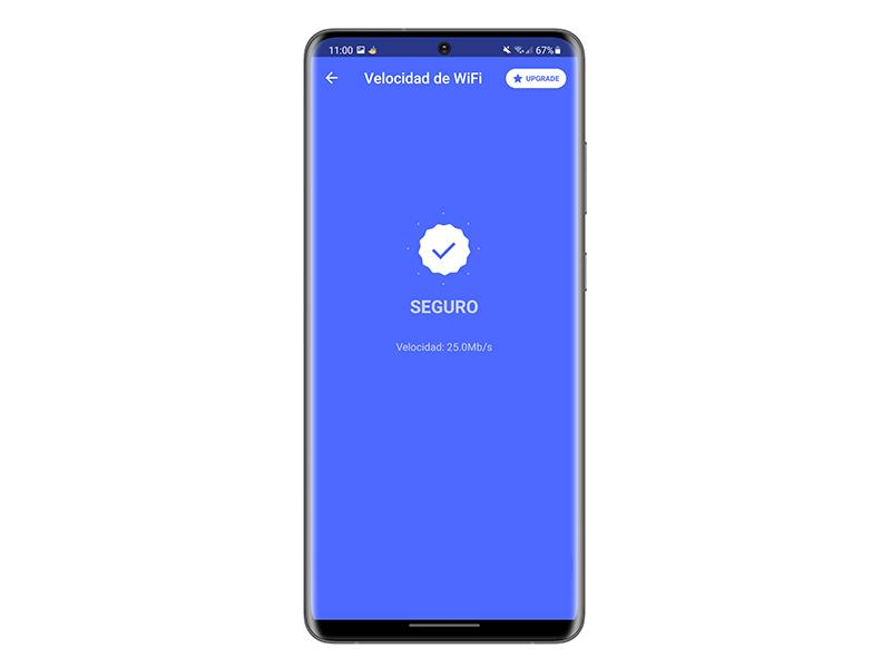 Measure the quality of your wifi connection on android