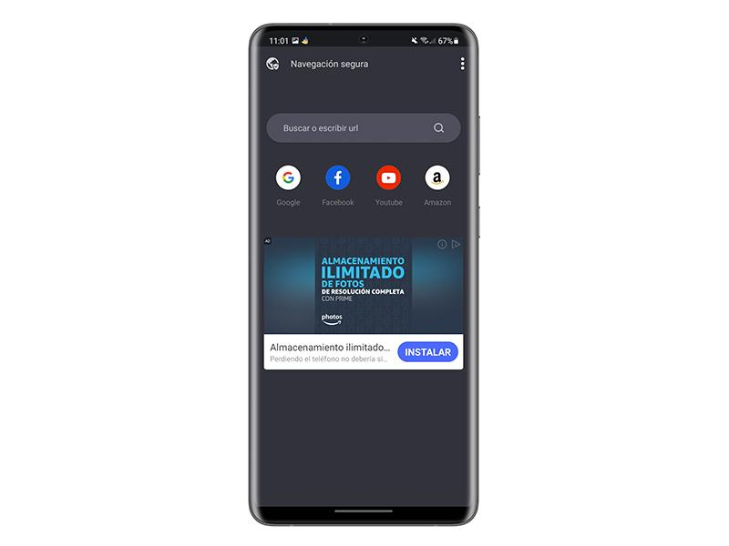 Browse the internet safely with your android