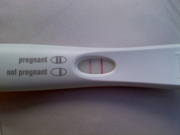 pregnancy test pictures with beta