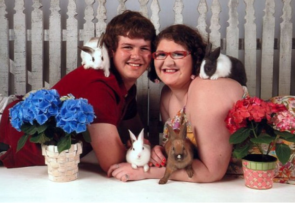 The 35 Most Awkward Engagement Photos Ever