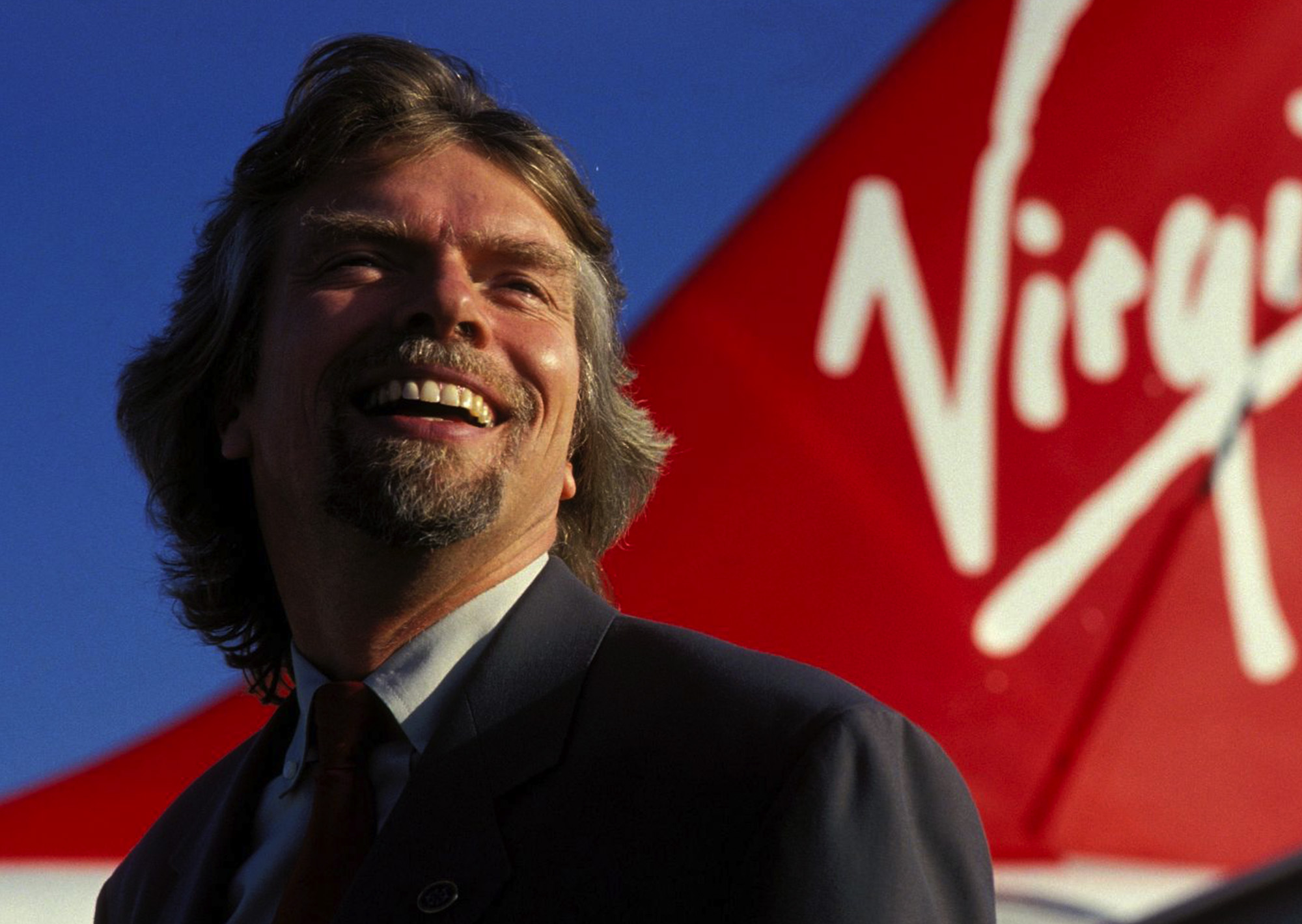 Richard Branson (CNBC.com)