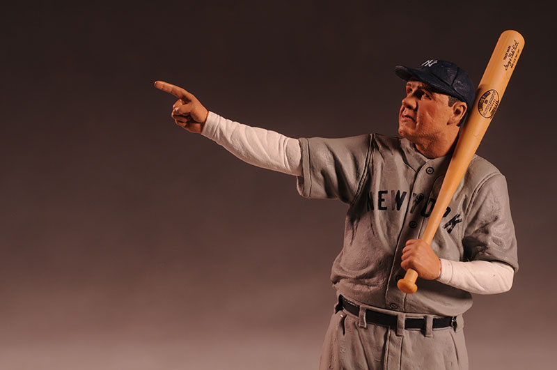 Babe Ruth. (Mwctoys)