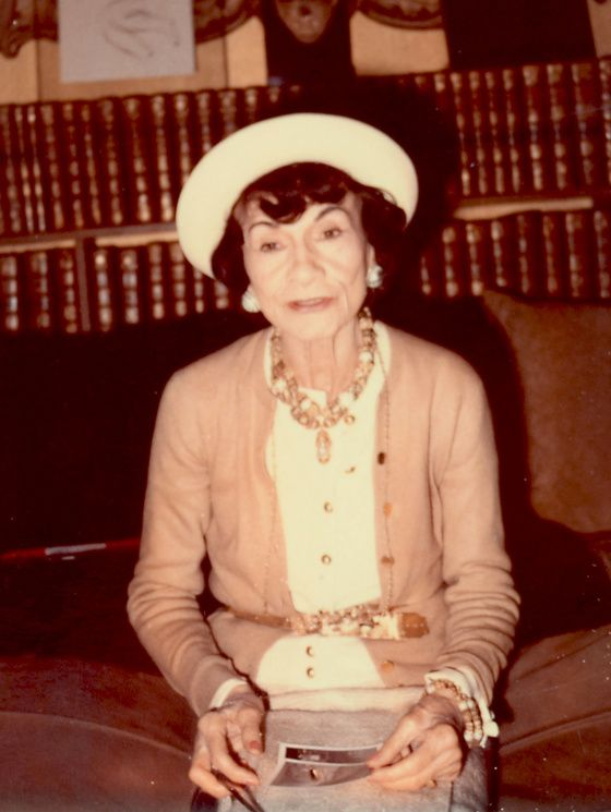 Coco Chanel. (Wikimedia Commons/Marion Pike)