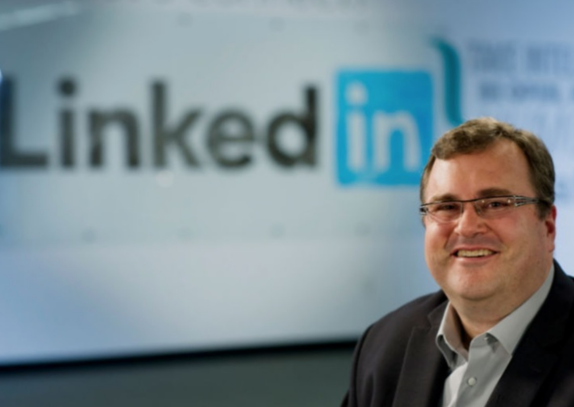 Reid Hoffman (MarketerSearch)