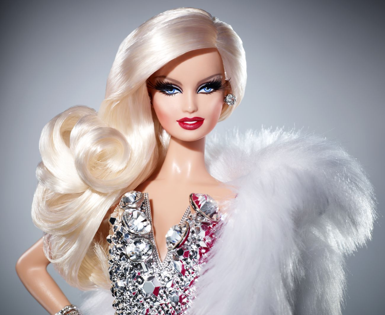 Diamond Barbie (Photographer:Paul Jordan/Stylist: Mary Jordan)