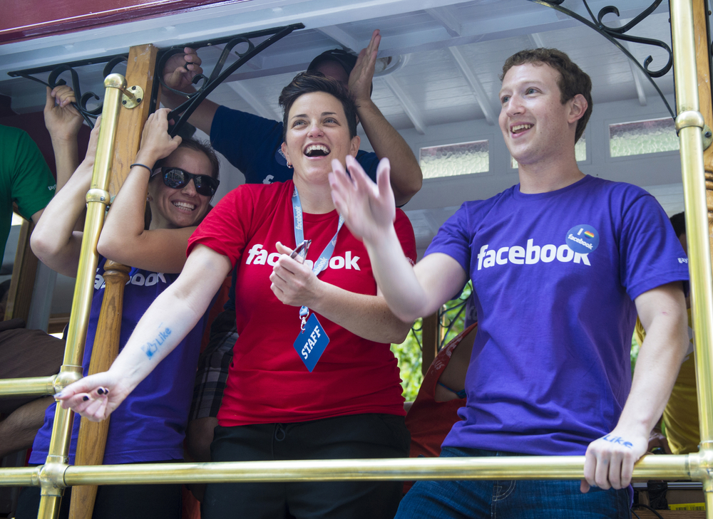 tips sukses Mark Zuckerberg pendiri Facebook