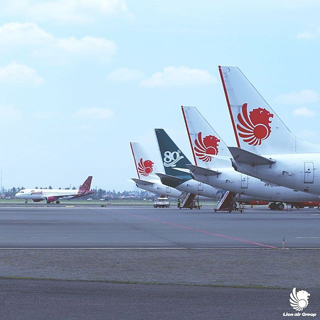 Lion Air Group (Instagram/@lionairgroup)
