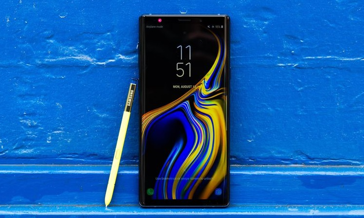 Samsung Galaxy Note9 (cnet.com)