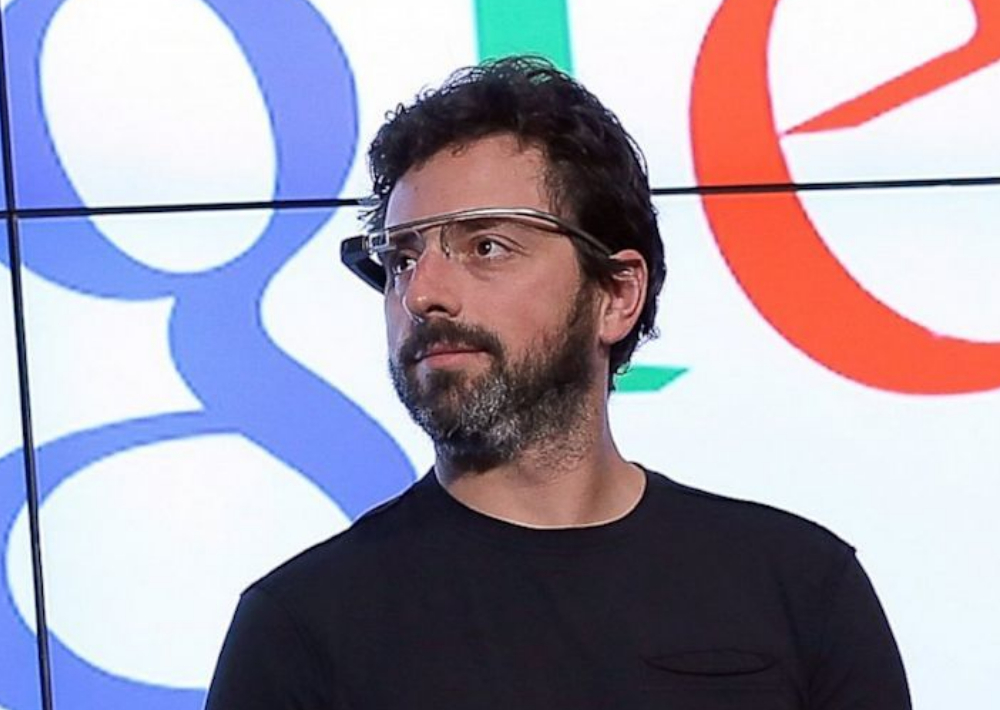 Sergey Brin (ABC News)