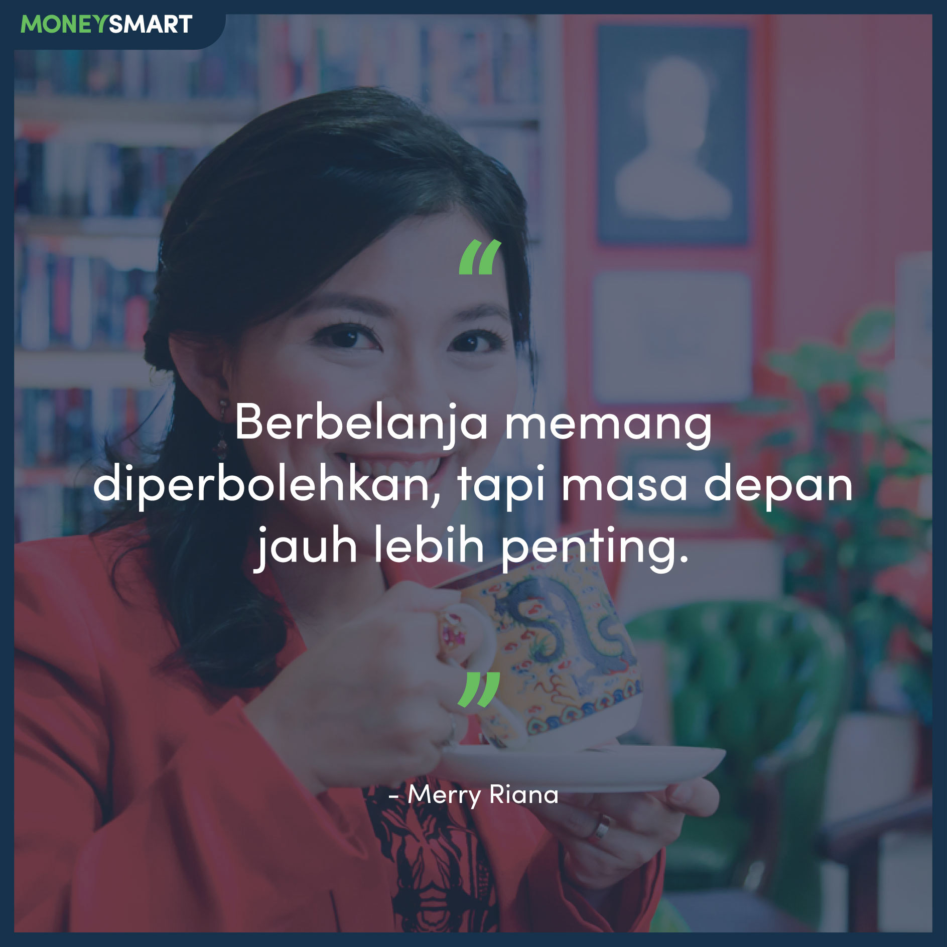 Quotes orang sukses Merry Riana