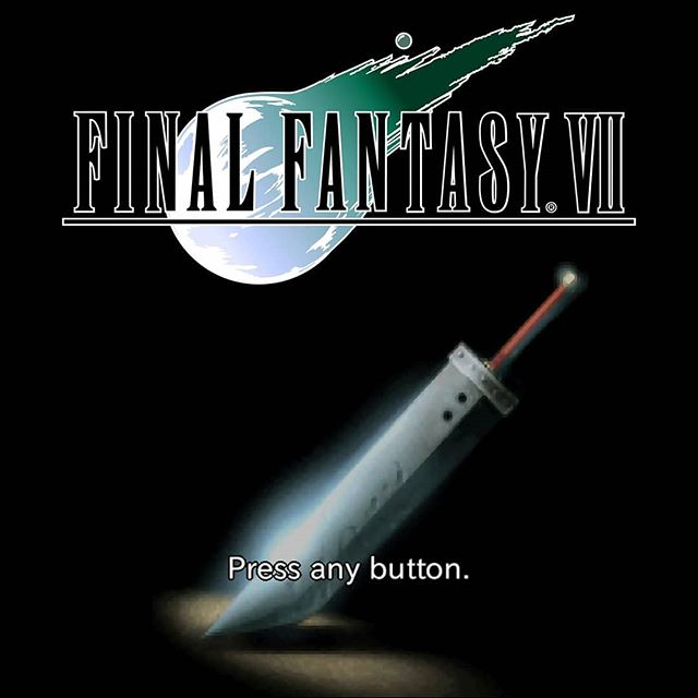 Video Game Final Fantasy VII