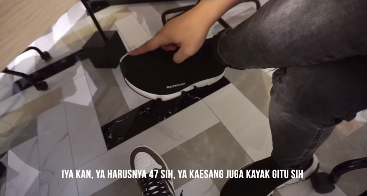 sneakers gibran rakabuming
