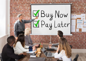 Risiko Fitur Pay Later (Shutterstock)