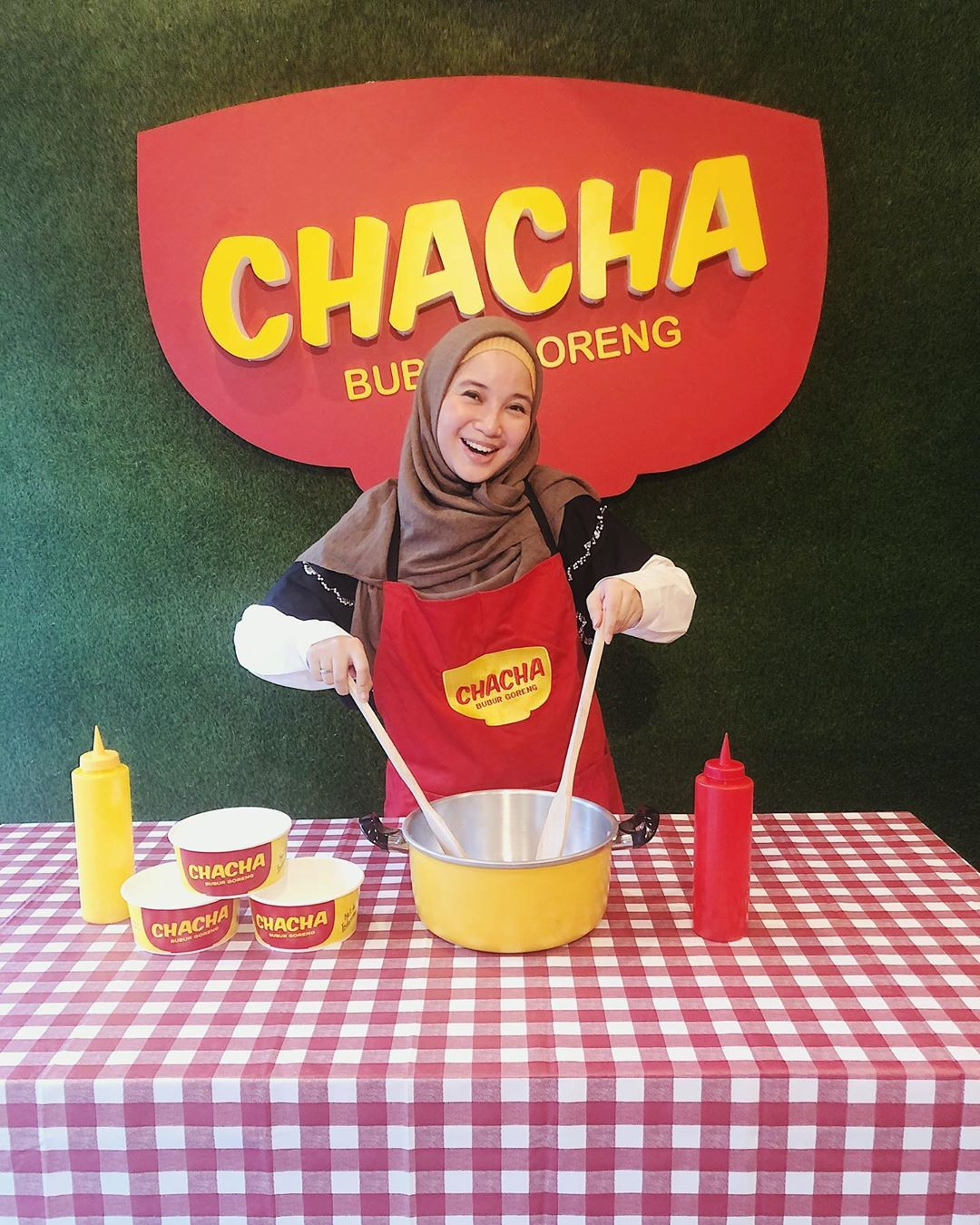 chacha frederica