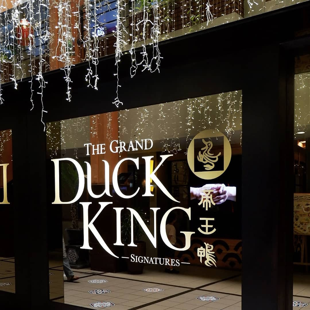 the duck king