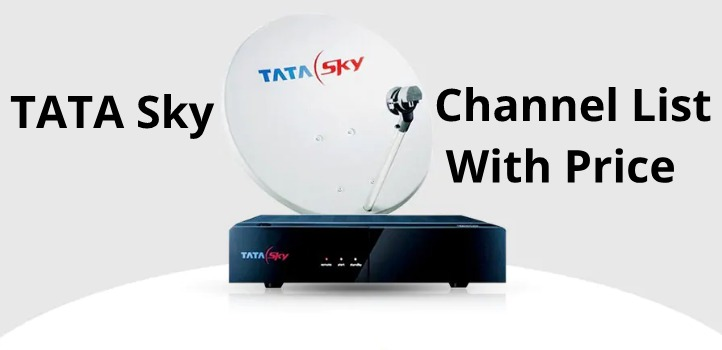Tata Sky Channel List With Price Number 2019 Trai New Rule