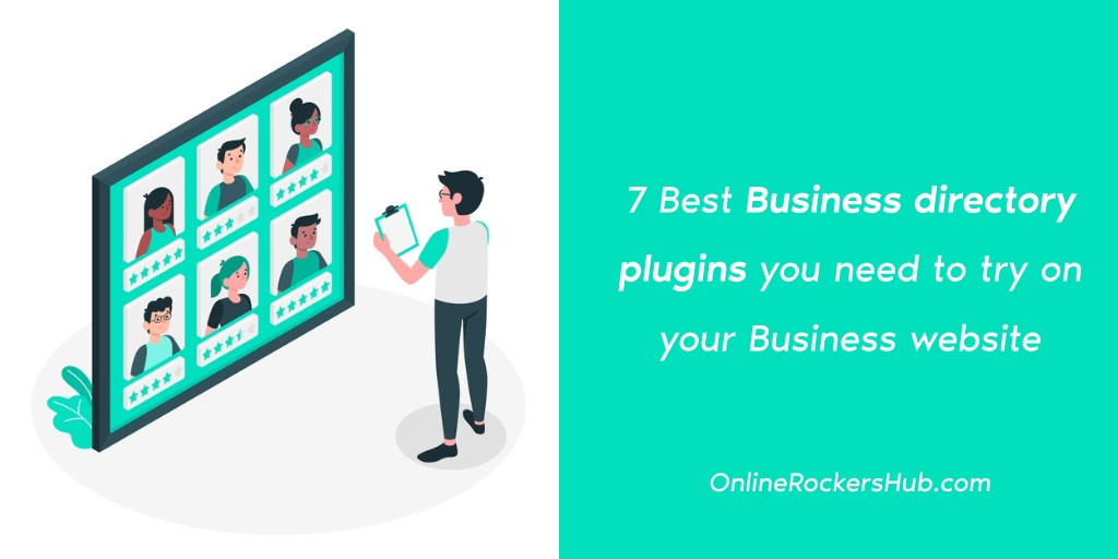 7 Best Business directory plugins you need to try on your Business website